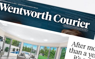Wentworth Courier: Generations Get Together