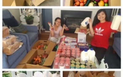 Social connection & care packages for our Homemakers